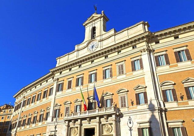 Montecitorio Palace (Palazzo Montecitorio)