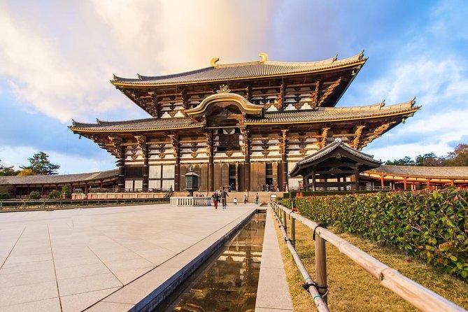 Todai-ji (Grande Templo Oriental)