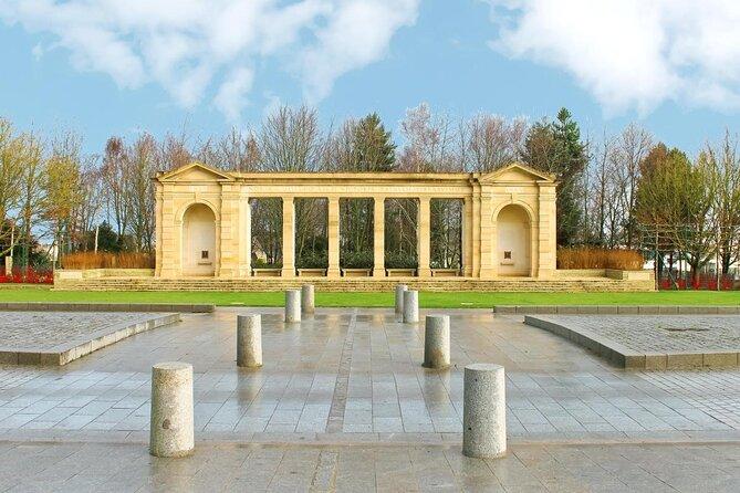 Cementerio y monumento estadounidense de Normandía