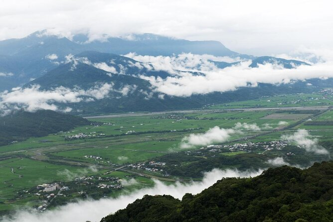 East Rift Valley National Scenic Area (Huadong Valley)