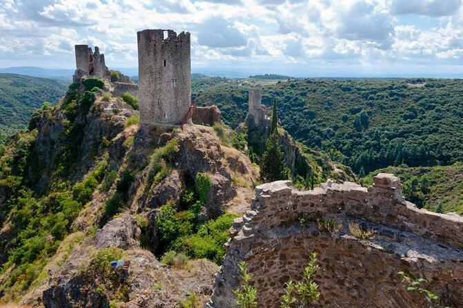 Lastours Castles (Châteaux de Lastours)