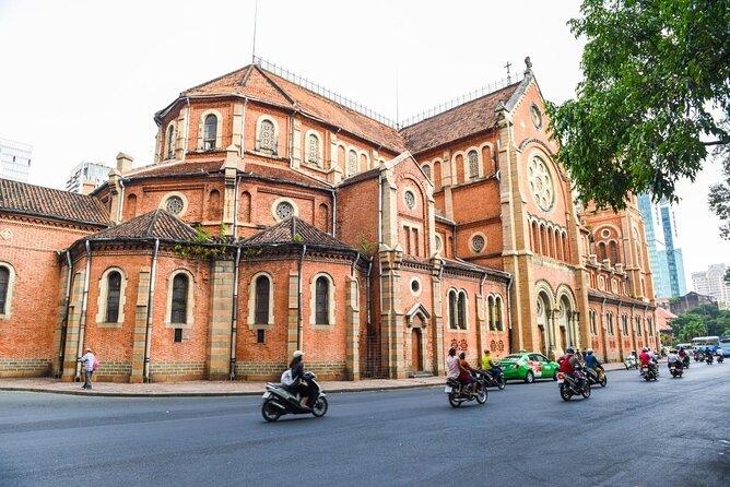 Saigon Notre Dame Cathedral (Cathédrale Notre-Dame de Saïgon)