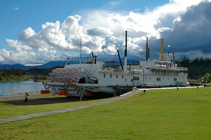 Sitio histórico nacional SS Klondike