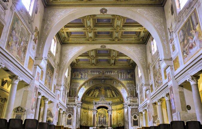 Église Saint-Pierre-aux-Chaînes (San Pietro in Vincoli)