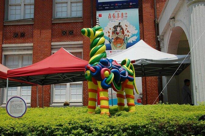Musée d'art contemporain de Taipei (MOCA)