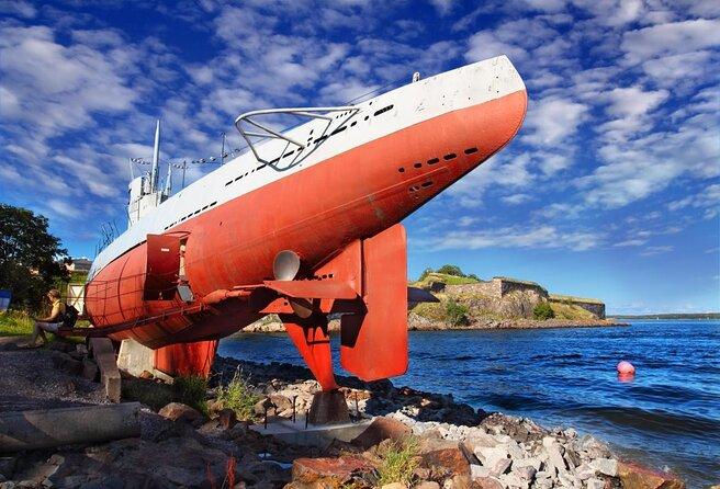 Sous-marin Vesikko