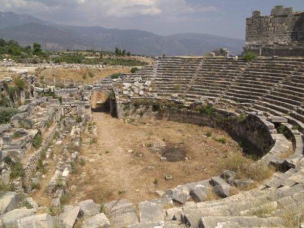Teatro Romano di Fethiye (Teatro Telmessos)