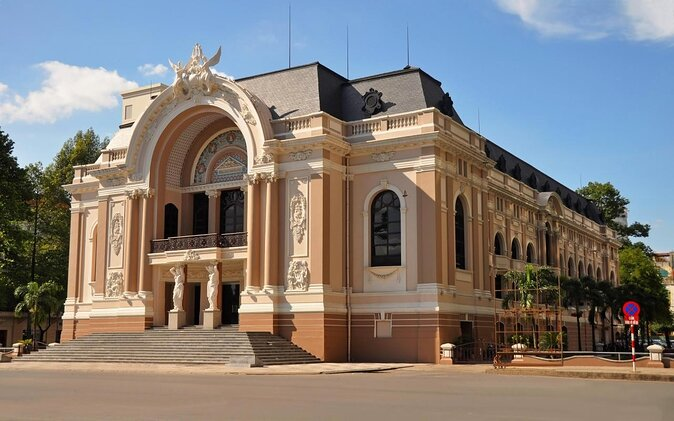 Saigon Opera House (Opéra de Saïgon)