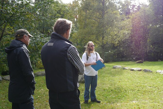 Private Tour: Viking History Excursion to Arkils Assembly Site