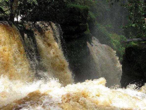 Presidente Figueiredo Sanctuary Waterfall (Cachoeira Santuário)
