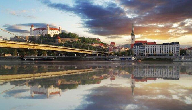 Vieille ville de Bratislava (Stare Mesto)