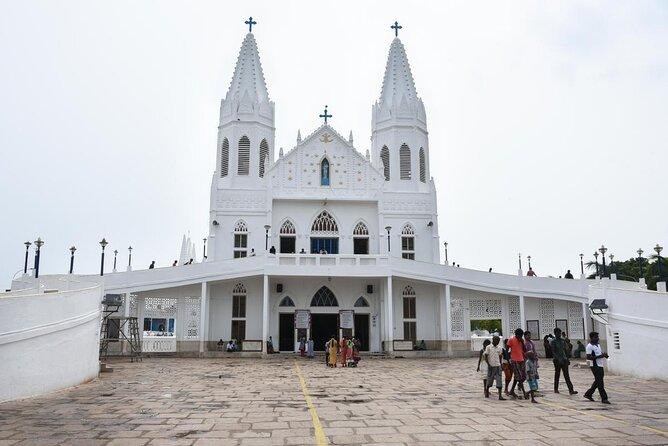 Velankanni Church (Basilica of Our Lady of Good Health)