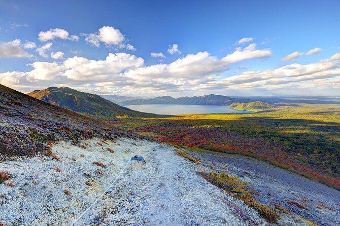 Mt. Tarumae (Tarumae-zan)