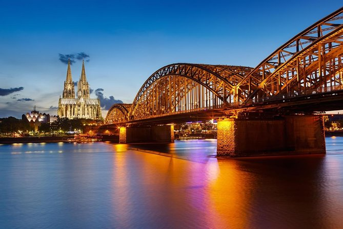 Pont Hohenzollern (Hohenzollernbrücke)
