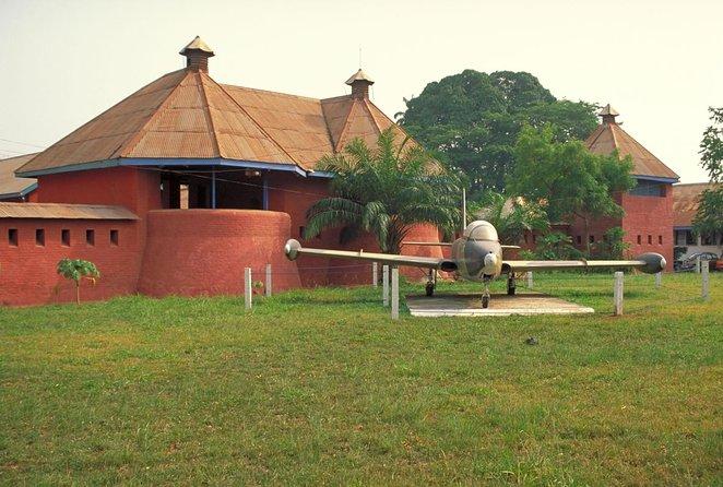 Forte Kumasi e Museu Militar