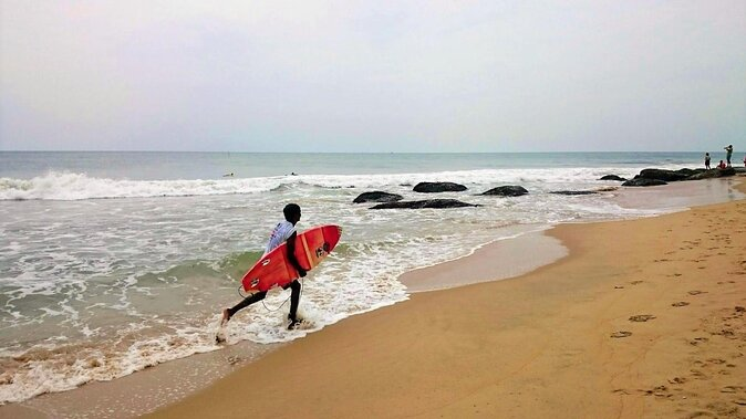 Kovalam Beach (Covelong Beach)