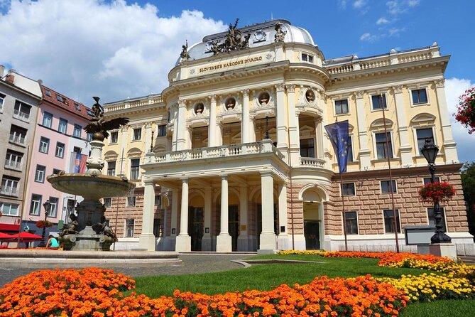 Slovak National Theatre (Slovenské Národné Divadlo)