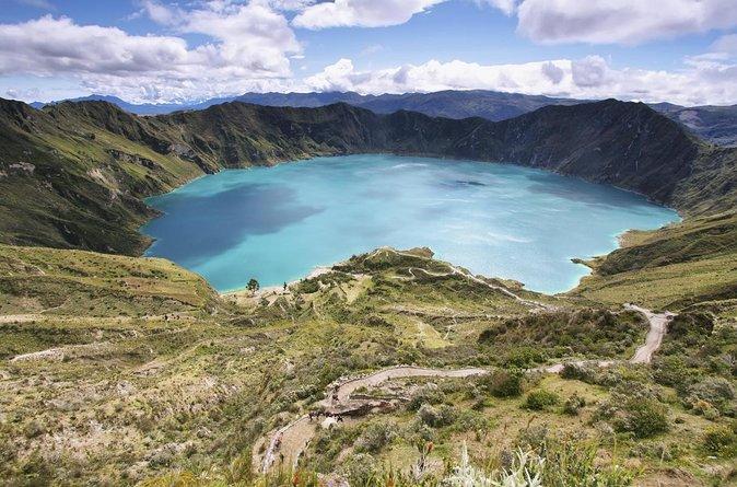 Lagon de Quilotoa