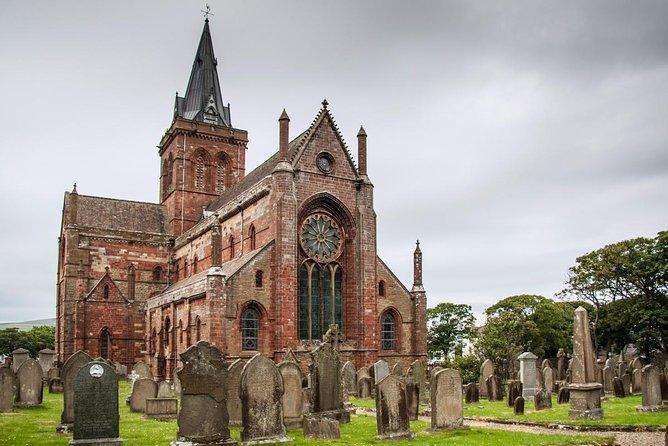 Cathédrale Saint-Magnus