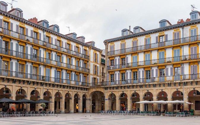 San Sebastian Old Town (Parte Vieja Donostiarra)