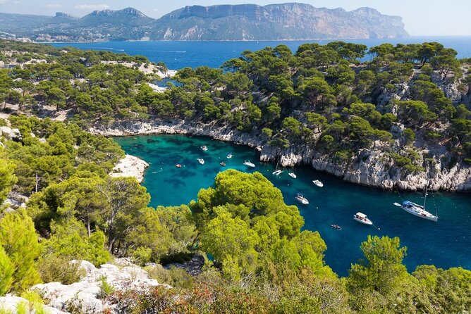 Calanques National Park (Parc National des Calanques)