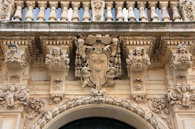 Lecce Basilica of Santa Croce (Basilica Di Santa Croce)