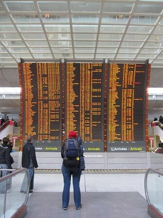Charles de Gaulle Airport (CDG)