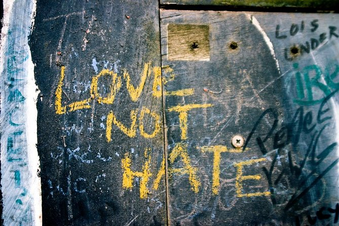 Belfast Peace Wall