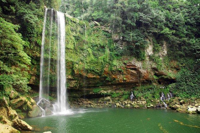 Cascada de Misol-Ha (Cascata Misol-Ha)