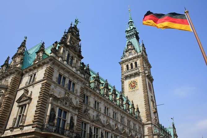 Hamburg City Hall (Rathaus)