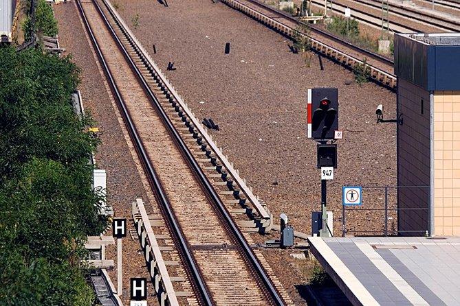 Platform 17 Memorial (Gleis 17, Grunewald)