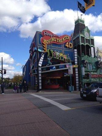 Ripley's 4D Moving Theater Niagara Falls
