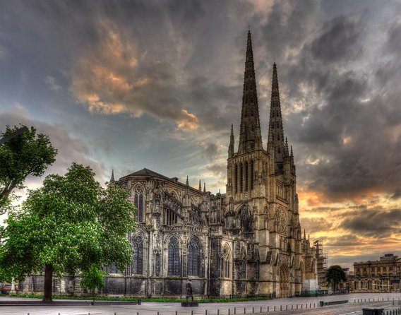Bordeaux Cathedral (Cathédrale St. André)