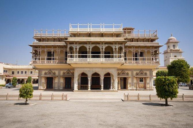 Mubarak Mahal (Palais de bienvenue)