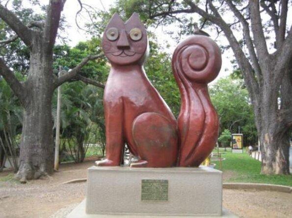 Parc aux chats (Parque del Gato de Tejada)