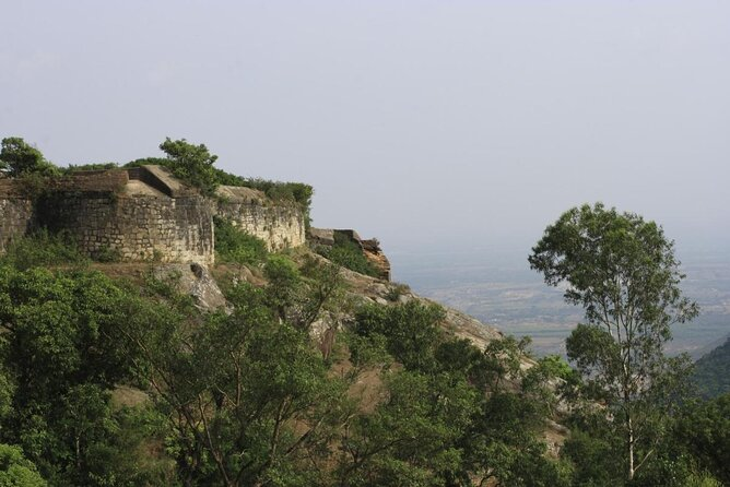 Bangalore Fort (Kempegowda's Fort)