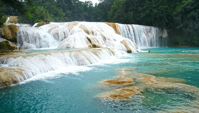 Chutes d'Agua Azul (Cascadas de Agua Azul)