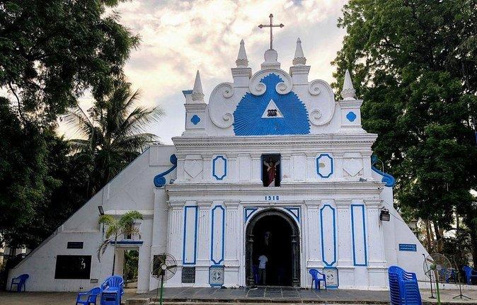 Luz Church (Shrine of Our Lady of Light)