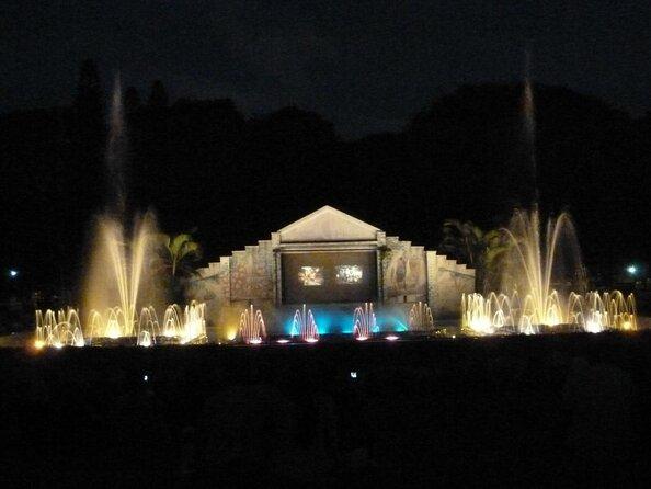 Fontaine musicale Indira Gandhi