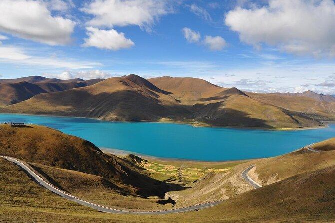 Lago Yamdrok (Yamdrok-tso)