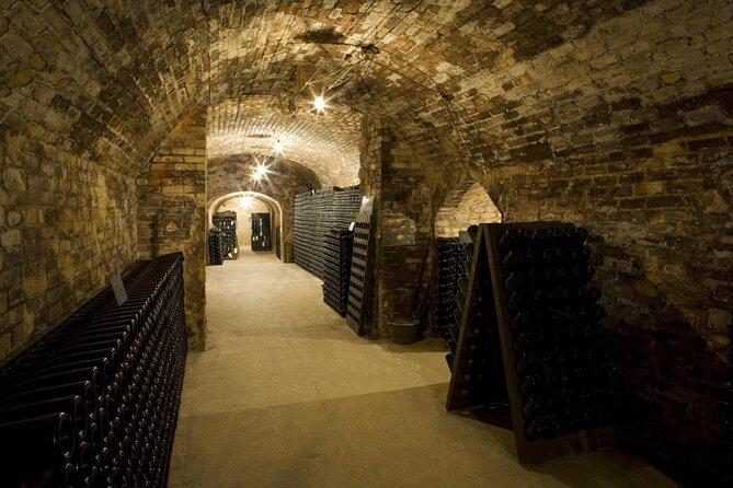 Moët & Chandon Champagne Cellars (Les Caves Moët & Chandon)