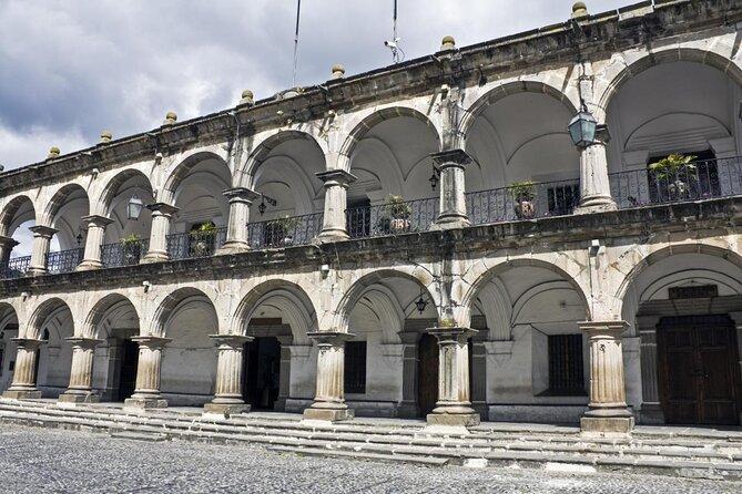 Hôtel de ville d'Antigua (Palacio del Ayuntamiento)