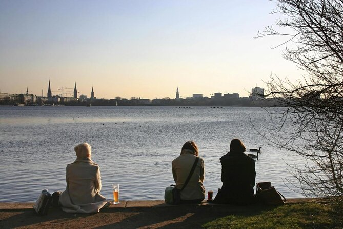 Outer Alster Lake (Aussenalster)