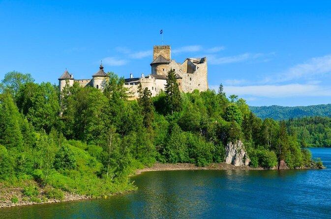 Schloss Niedzica (Zamek Dunajec)