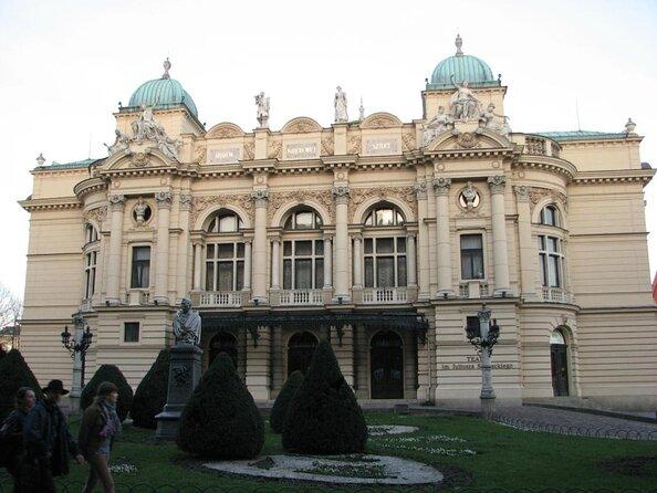 Théâtre Juliusz Slowacki à Cracovie (Teatr im J. Slowackiego w Krakowie)