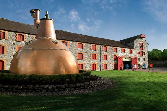 Skip the Line: Jameson Experience in County Cork Ticket