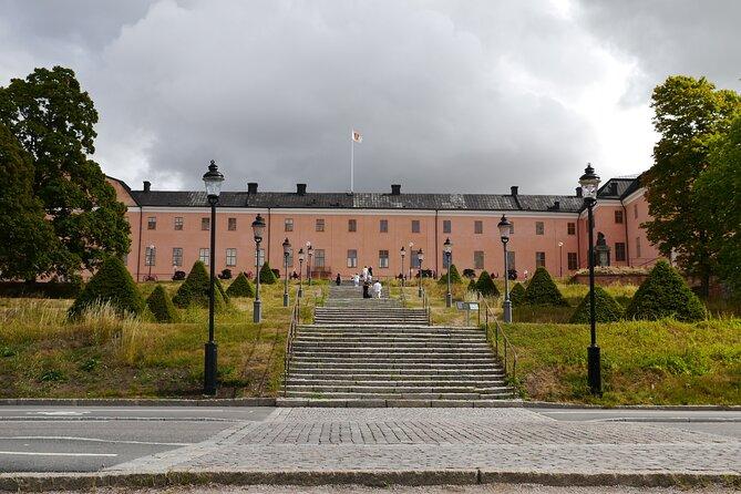 Uppsala city tour 1h - Uppsala castle's macabre and diffirent history