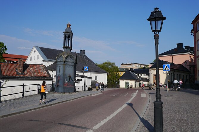 Private guided 1h walking tour of Uppsala city's must see big attractions!!