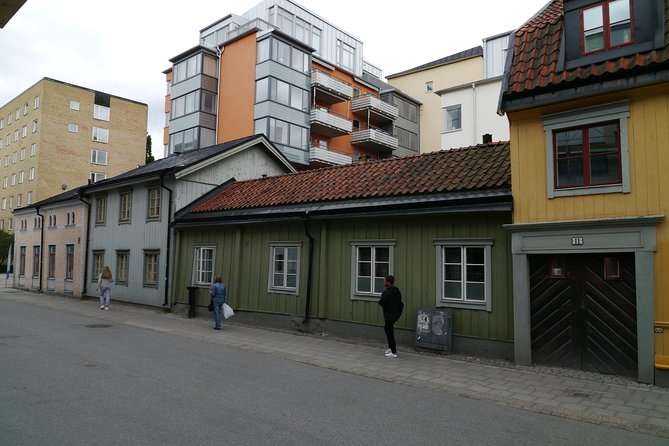 Uppsala bloody history 1h- racial biology, 18th century plague, 19th century prostitution etc.