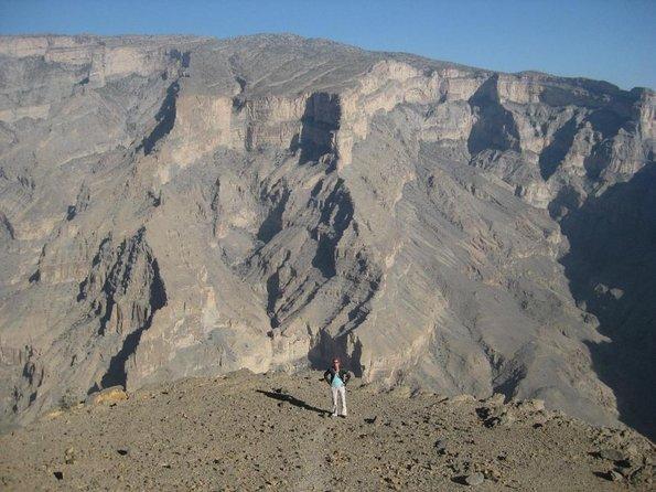 Wadi Ghul (Omans Grand Canyon)